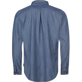 Elkline Cityguide Longsleeve Heren, blauw